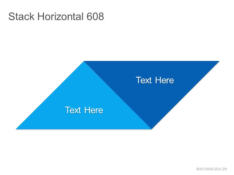 Stack Horizontal 608