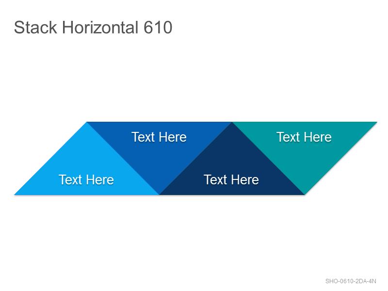Stack Horizontal 610
