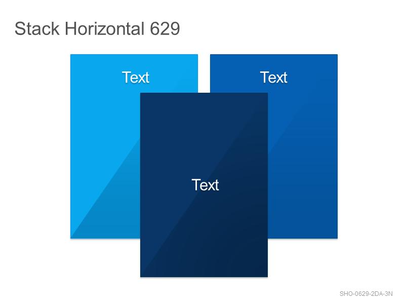 Stack Horizontal 629