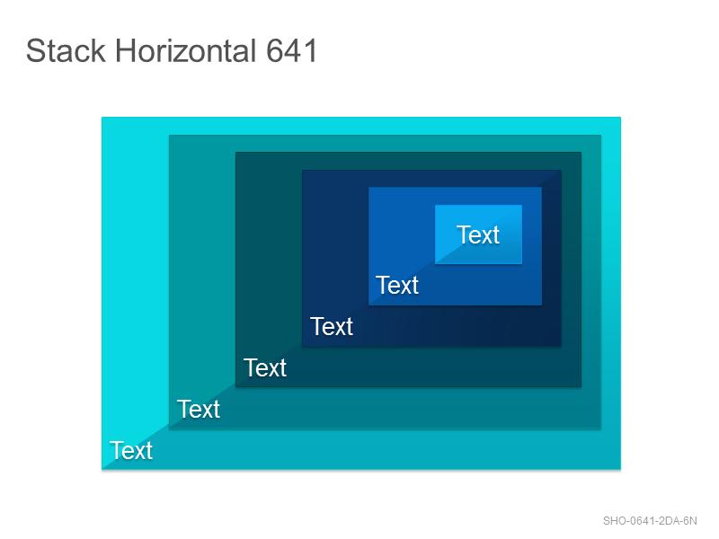 Stack Horizontal 641
