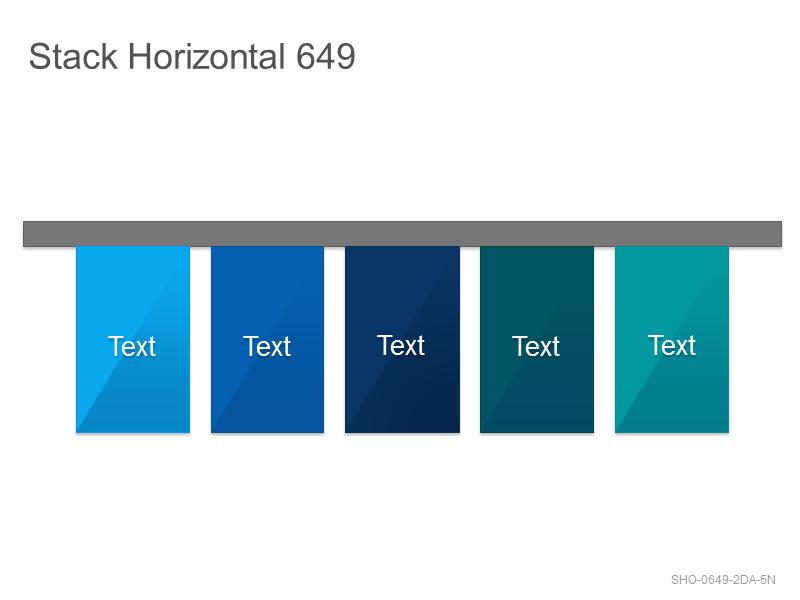 Stack Horizontal 649