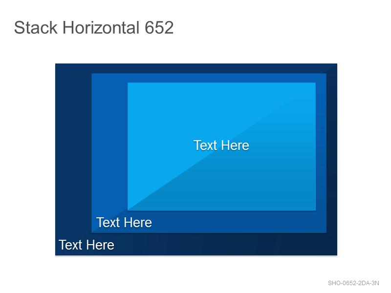 Stack Horizontal 652