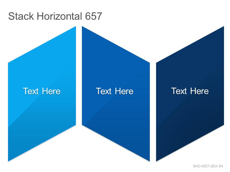 Stack Horizontal 657