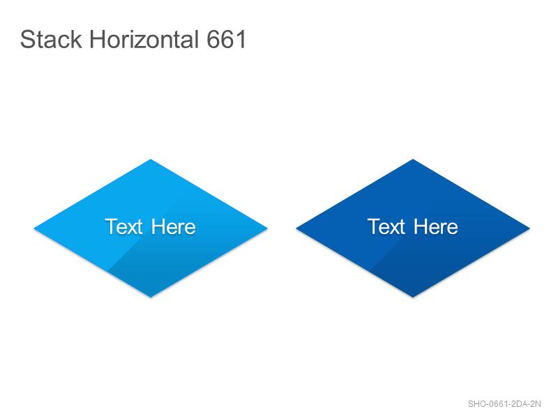 Stack Horizontal 661