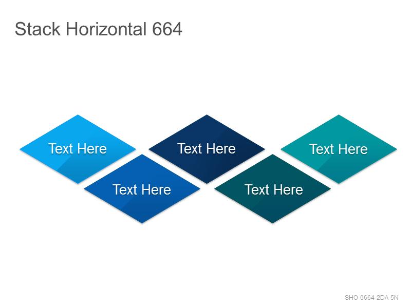 Stack Horizontal 664