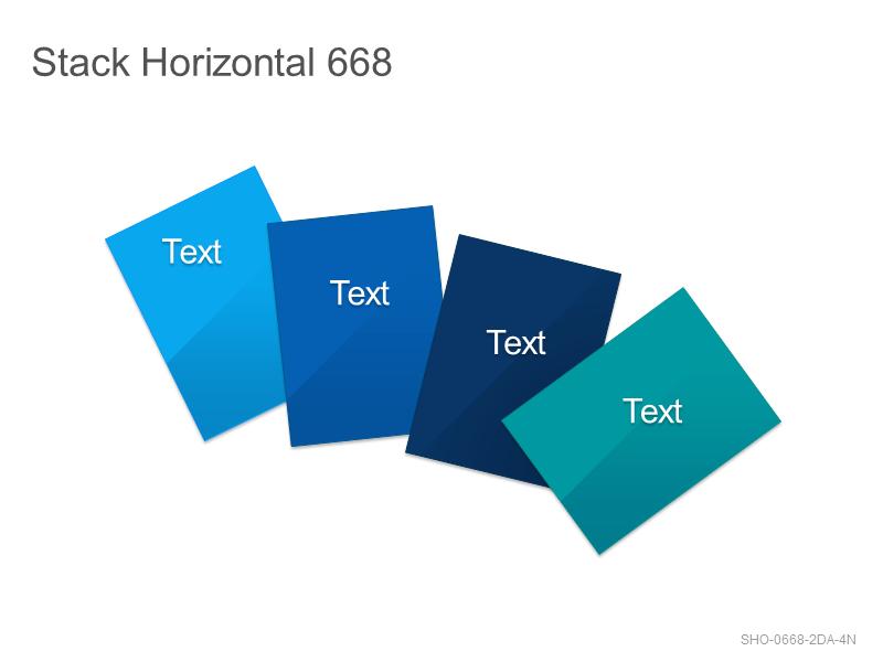 Stack Horizontal 668