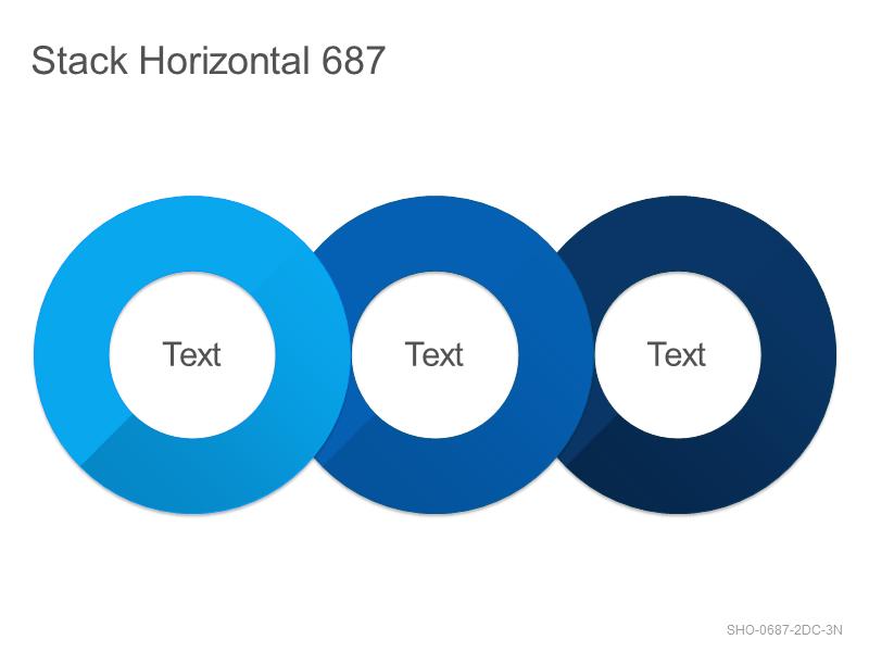 Stack Horizontal 687