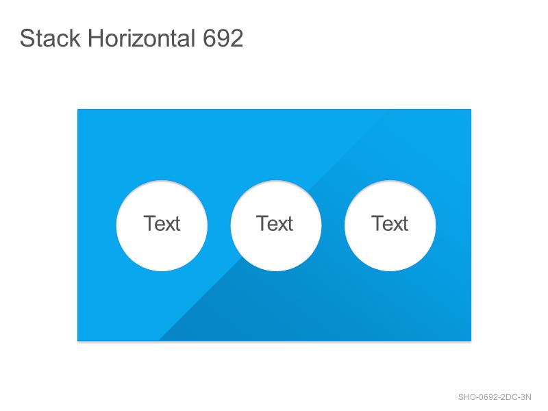 Stack Horizontal 692