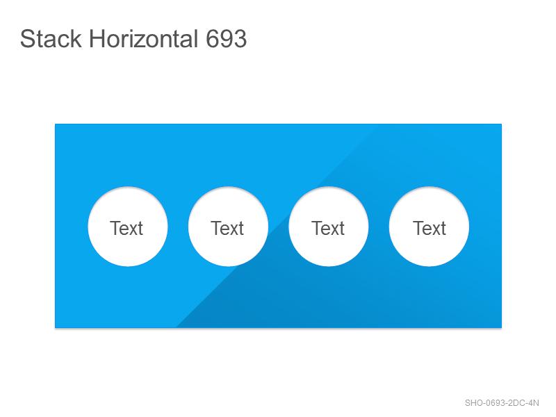 Stack Horizontal 693