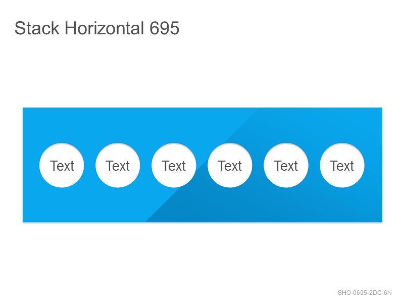 Stack Horizontal 695