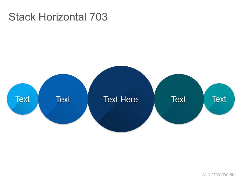 Stack Horizontal 703