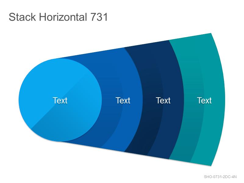 Stack Horizontal 731