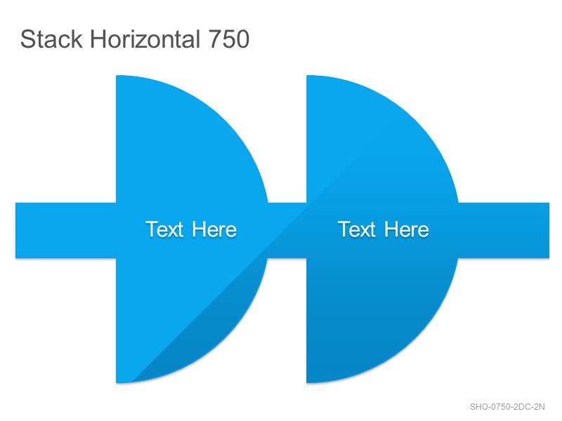 Stack Horizontal 750