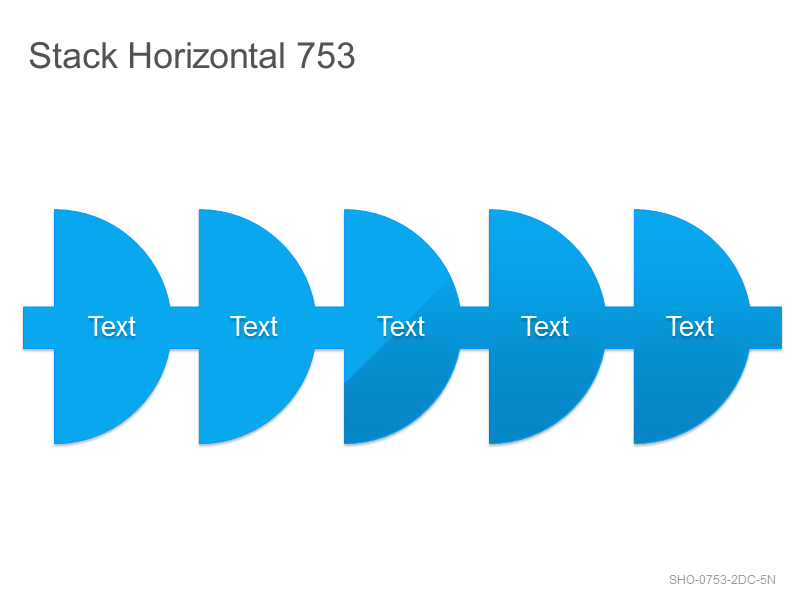 Stack Horizontal 753