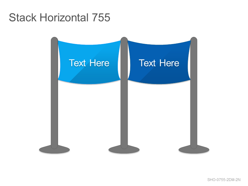 Stack Horizontal 755