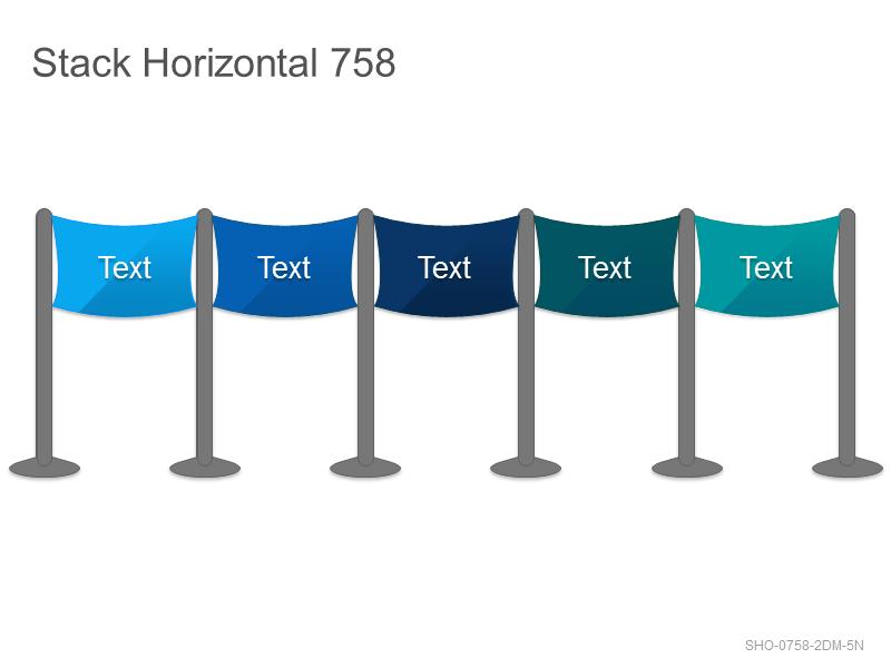 Stack Horizontal 758