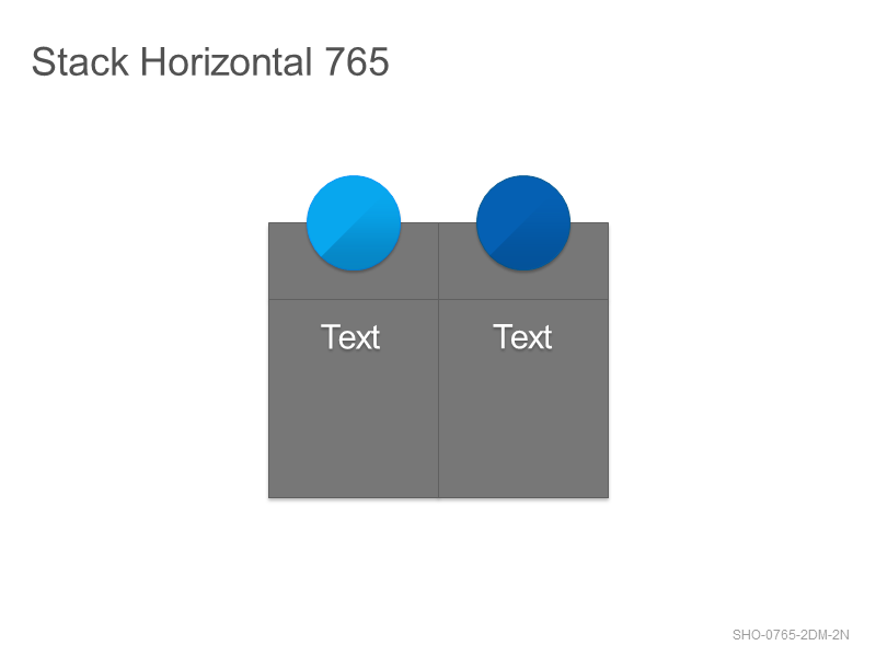 Stack Horizontal 765