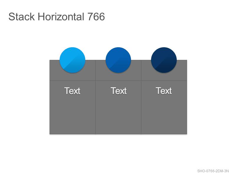 Stack Horizontal 766
