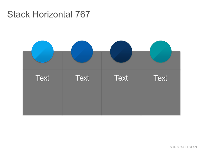 Stack Horizontal 767