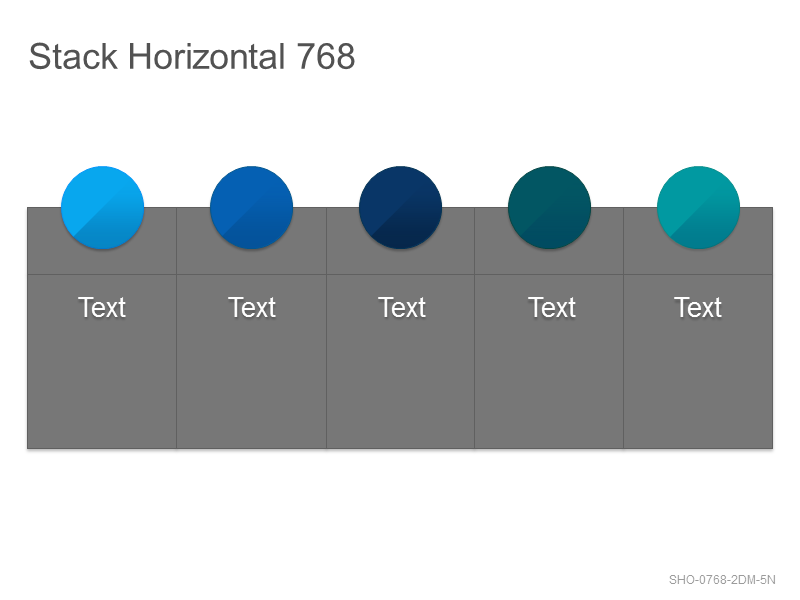 Stack Horizontal 768