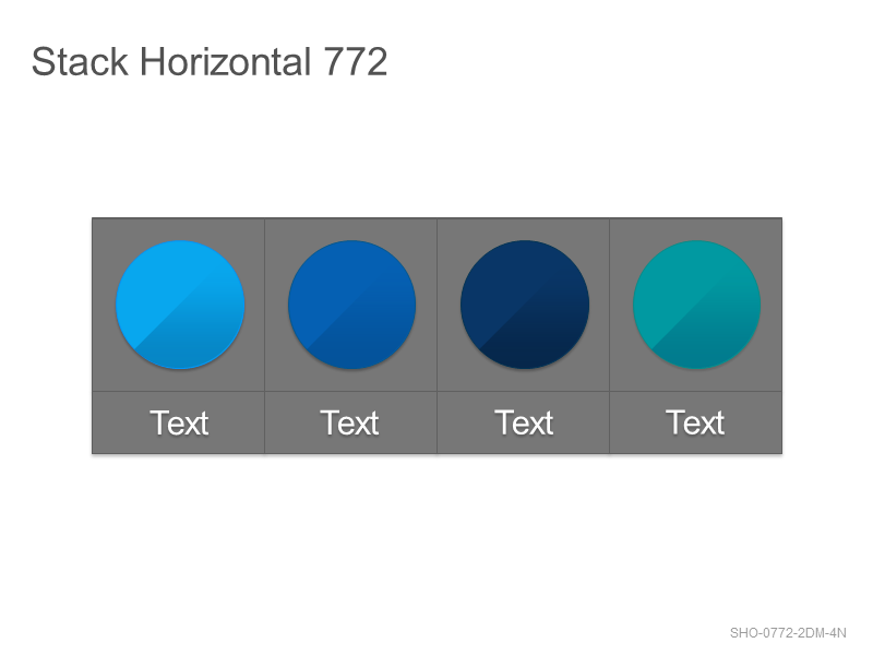 Stack Horizontal 772