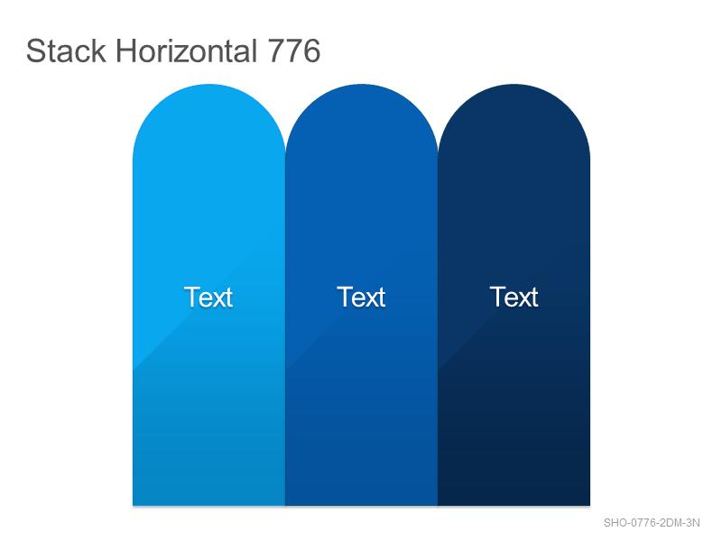 Stack Horizontal 776