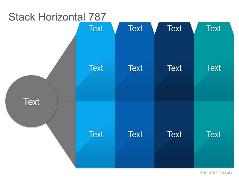 Stack Horizontal 787