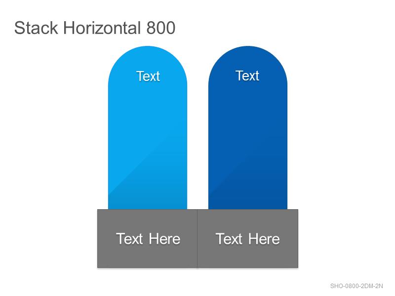 Stack Horizontal 800