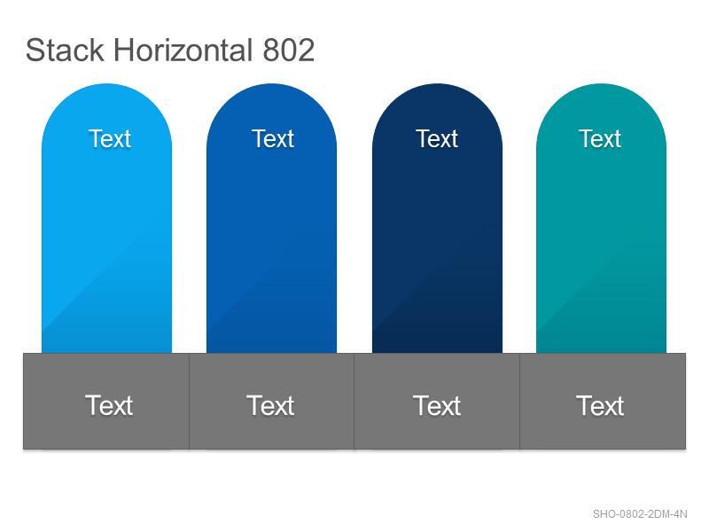 Stack Horizontal 802