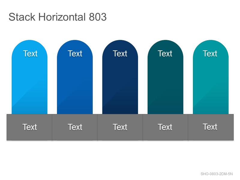 Stack Horizontal 803