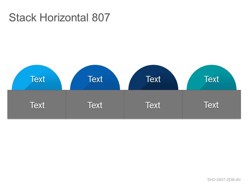 Stack Horizontal 807