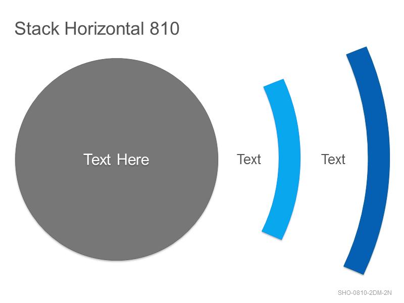 Stack Horizontal 810