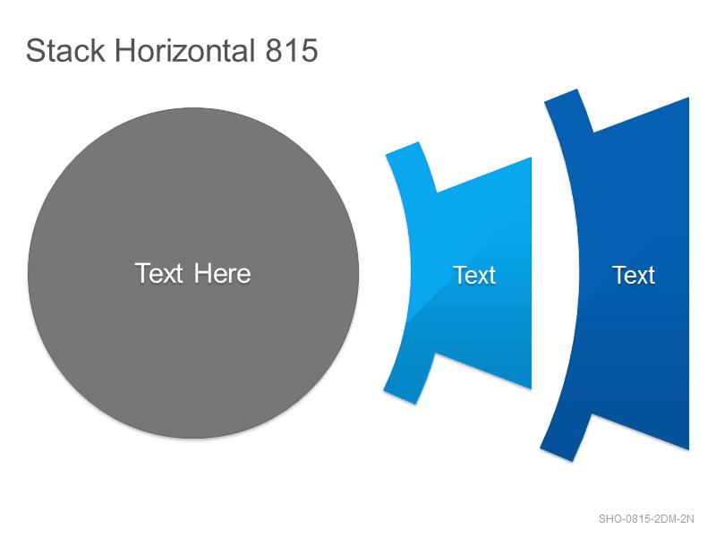 Stack Horizontal 815