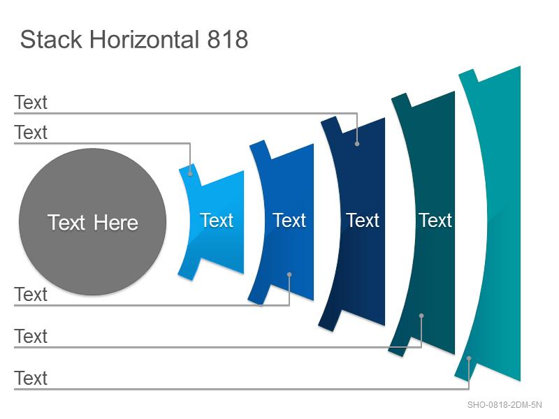 Stack Horizontal 818