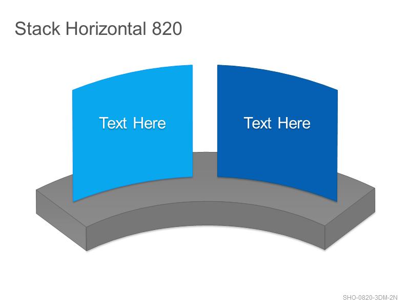 Stack Horizontal 820