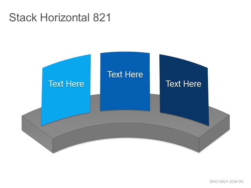 Stack Horizontal 821