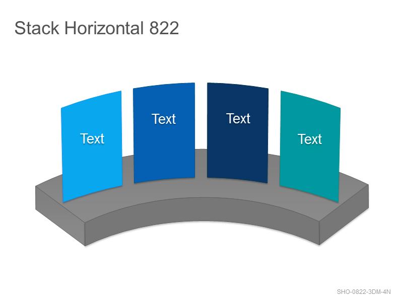 Stack Horizontal 822