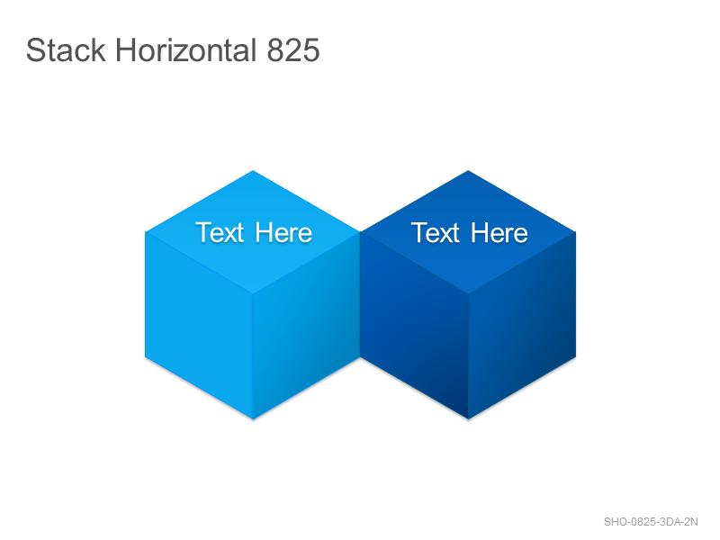 Stack Horizontal 825
