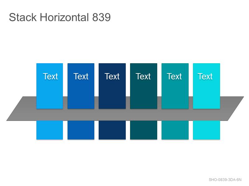 Stack Horizontal 839