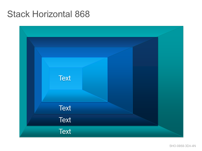 Stack Horizontal 868
