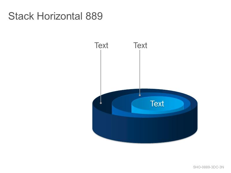 Stack Horizontal 889