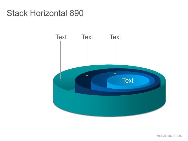 Stack Horizontal 890