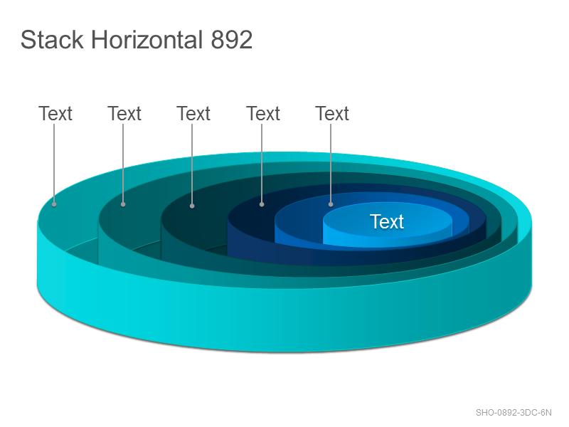 Stack Horizontal 892