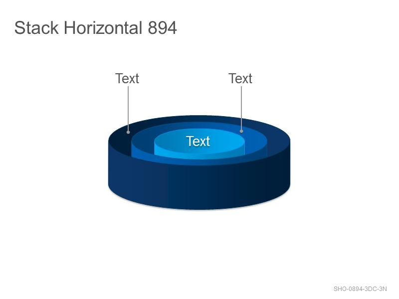 Stack Horizontal 894