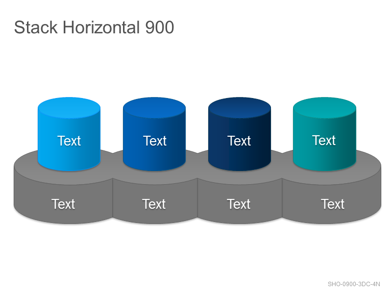 Stack Horizontal 900