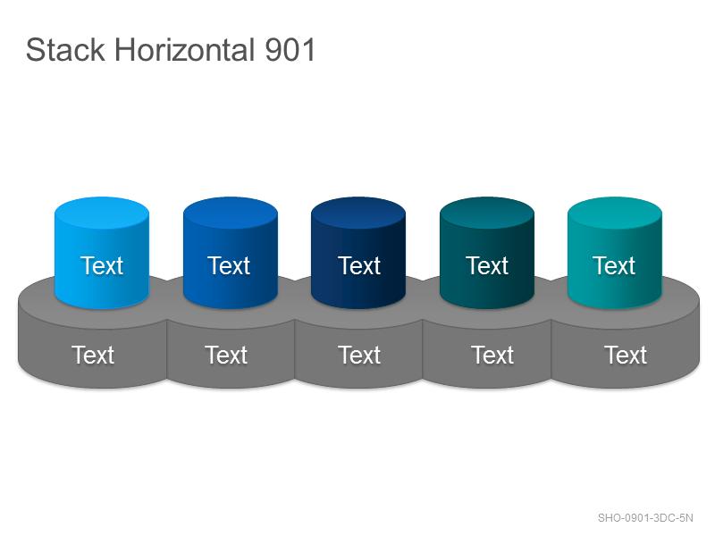 Stack Horizontal 901