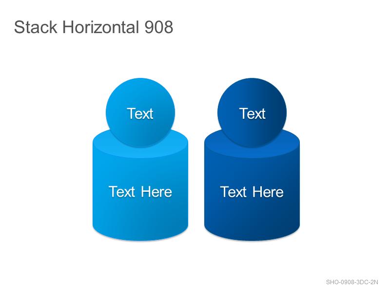 Stack Horizontal 908