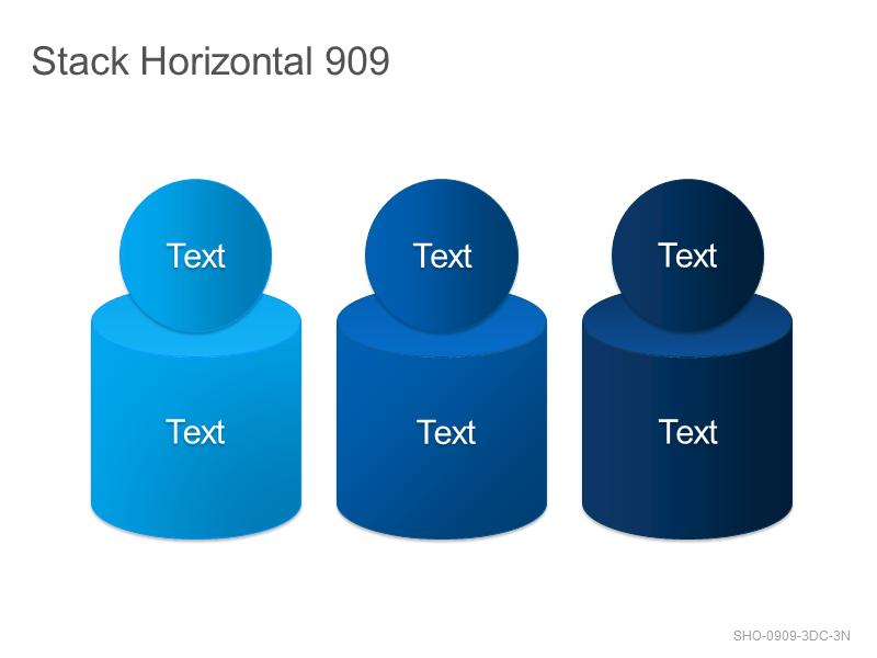 Stack Horizontal 909