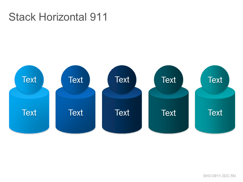 Stack Horizontal 911