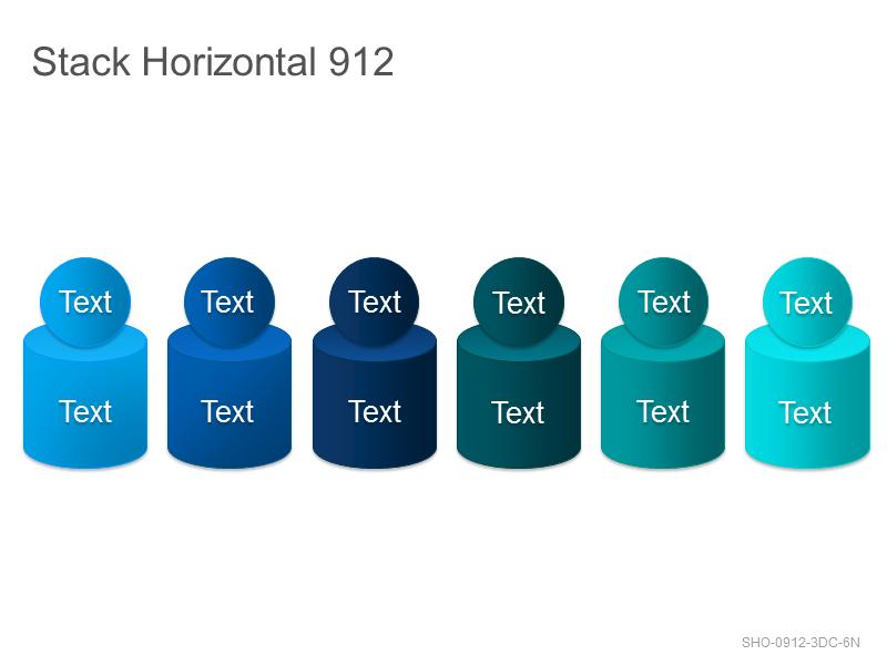 Stack Horizontal 912